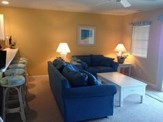 Best Location in the Wildwoods *** Not available for Proms or Senior Week Located on the far south end of Wildwood, just one block from Wildwood Crest, our top floor Ocean Crest condo provides the ultimate Wildwood . Swimming Pools, Condo, Sofa, Bedroom, Beach, Boards, Furniture, Awesome, Home Decor