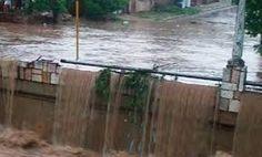 Inundaciones en Córdoba