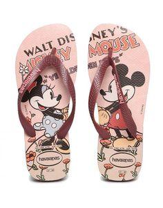 748378395aa30 Chinelo Havaianas K. Disney Stylish Flip Flop Slippers
