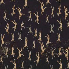 It's raining men! #animated #gif #black - Carefully selected by @Gorgonia www.gorgonia.it