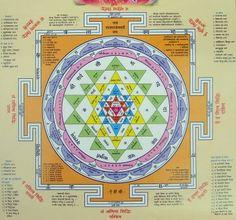 A cultura hinduísta  é repleta de símbolos e rituais com significados muito interessantes.  Sri Yantra é considerado o yantra mais impor...