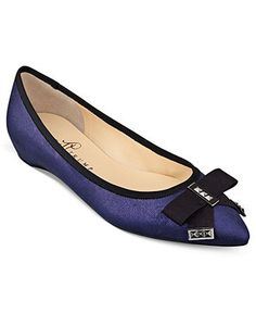Ivanka Trump Shoes, Collie Flats - Ivanka Trump - Shoes - Macy's