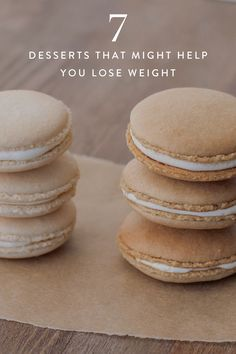 7 Desserts That Might Help You Lose Weight via @PureWow