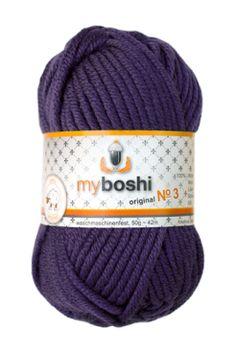 Myboshi No.3 365 pflaume 100% Merinowolle 4,95 €