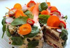 Puutarhan voileipäkakku - Reseptit - Uotilan Leipomo - Perunalimppu ja ruislimppu - Hyvinvointia leivästä