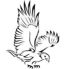 dancing falcon drawings - Google Search
