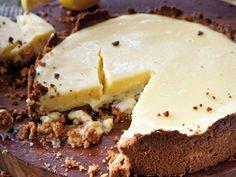 Meringue-less lemon pie http://www.eatout.co.za/recipe/meringue-less-lemon-pie-2/