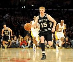 Matt Bonner San Antonio Spurs