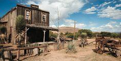 Monografía del estado de Durango, los Sets de peliculas del viejo oeste son un atractivo de la ciudad