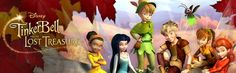Tinker Bell and the Lost Treasure | Disney Fairies