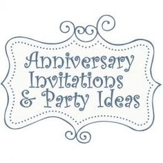 Free 50th wedding anniversary invitations templates 50th wedding free anniversary party invitations templates and ideas stopboris Image collections