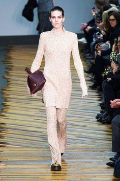 Fall 2014 Runway - Celine  Major trend: knit pants