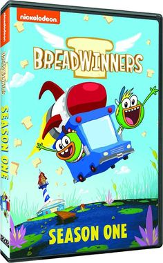 The perfect present this holiday season. Own Breadwinners season 1 on DVD today! Bread Winners, Feature Article, Best Tv, Season 1, Presents, Memes, Holiday, Artist, Ideas