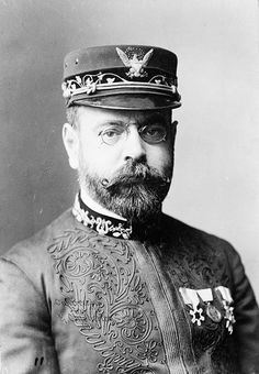 John Phillip Sousa - I love good marches! Played so many in our excellent Garrison High School Band.  Black Horse Troop - best.