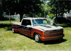 '97 chevy dually by rick bottom