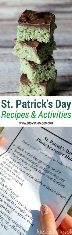 This list of Over 12 St Patricks Day Activities for Kids is a sure fire way to celebrate Saint Paddy's Day and teach your children all about St. Patrick.  Your Preschoolers will love these St Patrick's Day Activities for Kids without a doubt! #saintpatricksday #recipesforkids #stpatricksday