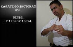 Sensei Leandro Cabral abandona o Karate-Dô Shotokan Ryu