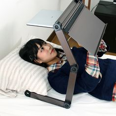 laptop stand for your bed - Review and photo