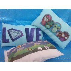 Souvenirs Almohadones Personalizados 15 Años Bautismo Boda Personalized Pillows, The Creation, Wedding