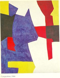 Poliakoff, by Gerard Durozoi-Edit.1984-Composition 1966
