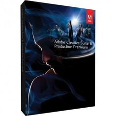 Adobe Creative Suite 6 Production Premium software is the high-performance toolset with everything you need to create productions for virtually any screen. Avoid workflow bottlenecks thanks to easy project exchange with other NLEs and tight integration between Adobe Premiere Pro, After Effects, and Photoshop. http://atomnik.com/index.php?id_product=119&controller=product