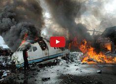 Avioneta con 6 pasajeros se estrella en Anzoátegui  http://www.facebook.com/pages/p/584631925064466
