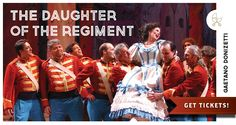 The Daughter of the Regiment, Fort Worth Opera Festival