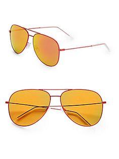 Classic 55MM Aviator Sunglasses