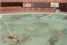 Information and pictures of Candlestick Park, former home of the San Francisco Giants Candlestick Park, Candlesticks, Baseball Park, San Francisco Giants, Major League, Past, Basketball Court, History, Mlb