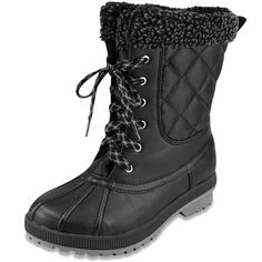 London Fog Womens Swanley Cold Weather Snow Boot -- Find out more details by clicking the image : Women's snow boots