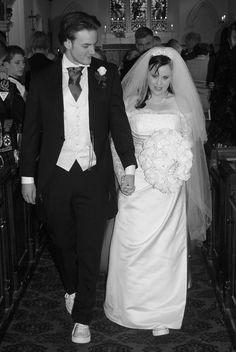 Thompson Wedding 2014 Down The Isle
