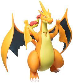 "Pokemon Battle Action Mega Charizard Y 6"" Large Figure"