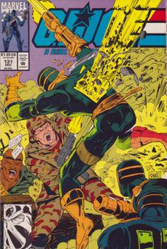 G.I. Joe A Real American Hero #131 Marvel Comics