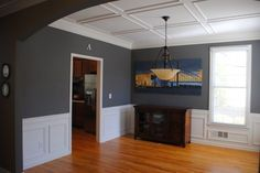 Home office wall color ideas with fine painting ideas for home