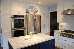 Before & After: A Dated Space Turns Into a Dream Kitchen! — Kitchen Remodel