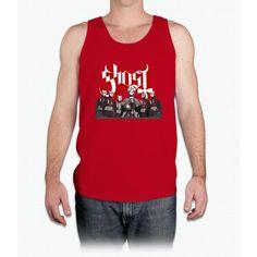 Papa Emeritus & Nameless Ghouls (Ghost Ghost BC) - Mens Tank Top