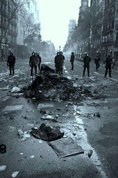 Writing inspiration #nanowrimo #ideas #postapoc The abandoned cities were run by gangs now.:
