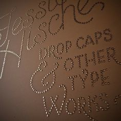 thumbtack art: need to make this happen :)
