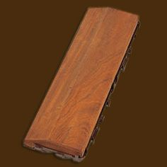 CLICK HERE to purchase Trim Piece Wood Deck Tiles $12.00/each from www.beyondtile.com