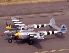 P-38 Lightning BFD