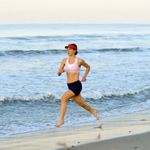 Great for skipping the indoor gym while in paradise! Hit the Surf With Beach Workouts #Fitness