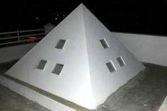 Pyramid Meditation Center http://www.pyramidseverywhere.org/pyramids-directory/pyramids-in-karnataka/ramnagara-district #Pyramid #Pyramids