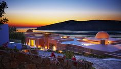Domes of Elounda: Opened in July 2008, Domes of Elounda brings a touch of modern design to Crete.