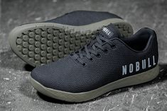 The NOBULL Trainer, a training shoe that's all bite and no bark. Run, jump, lift and climb like a ninja in these multi-purpose workout shoes. The Trainer is the most comfortable training shoe on the market. Crossfit Shoes, Workout Shoes, Workout Gear, Womens Training Shoes, Cross Training Shoes, Nobull Shoes, Lifting Shoes, Best Looking Shoes, Clown Shoes