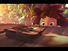 """Monsterbox"" was as an end of studies project for computer graphics Bachelor 2012 Bellecour Schools Art & Design Entertainment. Directed by Ludovic Gavillet Derya Kocaurlu, Lucas Hudson and Colin Jean-Saunier. Film Gif, Film D'animation, Monster Box, 3d Computer Graphics, Art Et Design, Movie Talk, School Videos, Social Thinking, Educational Videos"