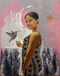 "Title: ""Visions of a Blind Man"" Oils on Canvas . Art For Sale Online, Port Elizabeth, Original Art For Sale, State Art, Figure Painting, Online Art Gallery, Oil On Canvas, Original Paintings, African"