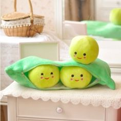 Find More Cushion Information about 65 cm Kawaii Smile Peas Stuffed Pillow Cushion Pea Pod Plush Toy Home Decoration,High Quality toy mario,China toy target Suppliers, Cheap toy slide from Living Attitude on Aliexpress.com