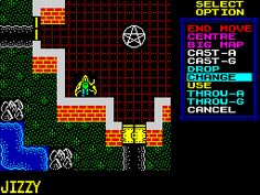 Lords of Chaos on the ZX Spectrum