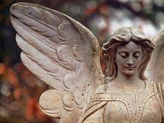 by Sandy Grim. Glenwood Cemetery in Houston, Texas