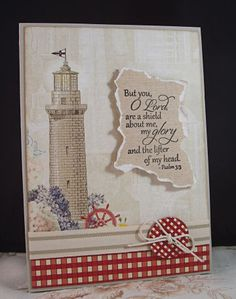 Use those printed pics on scrapbook papers for cards. Love the look of the torn words.